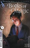 Books of Magic (2018 2nd Series) 1A