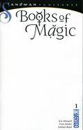 Books of Magic (2018 2nd Series) 1BLANK