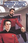 Star Trek The Next Generation Terra Incognita (2018 IDW) 4A