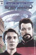 Star Trek The Next Generation Terra Incognita (2018 IDW) 4RIB