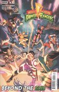 Mighty Morphin Power Rangers (2016 Boom) 32A