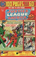 Justice League of America (1960 1st Series) Mark Jewelers 116MJ