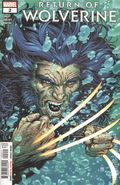 Return of Wolverine (2018 Marvel) 2A