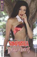 Vampirella Dejah Thoris (2018 Dynamite) 2E
