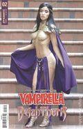 Vampirella Dejah Thoris (2018 Dynamite) 2F