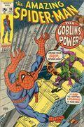 Amazing Spider-Man (1963 1st Series) Mark Jewelers 98MJ