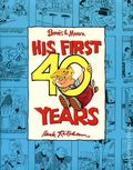 His First 40 Years SC (1991 Abbeville Press) 1-1ST