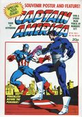 Captain America (1981-1982 Marvel UK) 50