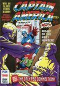 Captain America (1981-1982 Marvel UK) 58