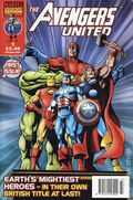 Avengers United (2001-2009 Panini) Marvel Collectors' Edition 1