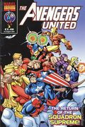 Avengers United (2001-2009 Panini) Marvel Collectors' Edition 3