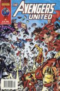 Avengers United (2001-2009 Panini) Marvel Collectors' Edition 4