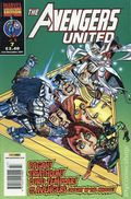 Avengers United (2001-2009 Panini) Marvel Collectors' Edition 7