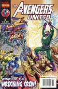 Avengers United (2001-2009 Panini) Marvel Collectors' Edition 8