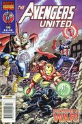 Avengers United (2001-2009 Panini) Marvel Collectors' Edition 10