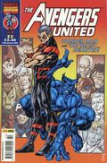 Avengers United (2001-2009 Panini) Marvel Collectors' Edition 22