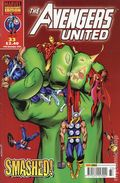 Avengers United (2001-2009 Panini) Marvel Collectors' Edition 33