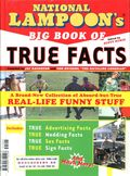 National Lampoon's Big Book of True Facts HC (2004 Rugged Land) 1-1ST