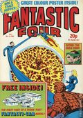 Fantastic Four (1982-1983 Marvel UK) 2N