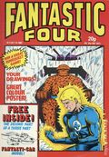 Fantastic Four (1982-1983 Marvel UK) 3N