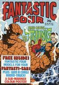 Fantastic Four (1982-1983 Marvel UK) 4N