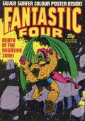 Fantastic Four (1982-1983 Marvel UK) 6