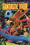 Fantastic Four Annual HC (1969-2007 Marvel UK) 1981