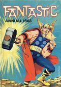 Fantastic Annual HC (1967-1969 Odhams/Marvel UK) 1968