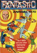 Fantastic Annual HC (1967-1969 Odhams/Marvel UK) 1970
