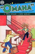Omaha the Cat Dancer (1986 Kitchen Sink/Fantagraphics) 4