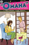 Omaha the Cat Dancer (1986 Kitchen Sink/Fantagraphics) 7