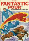 Fantastic Four Television Picture Story Book HC (1969 Marvel UK) 1-1ST