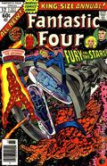 Fantastic Four (1961 1st Series) Annual 12