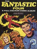Fantastic Four A Full Colour Comic Album TPB (1969 Marvel UK) 1-1ST