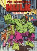 Incredible Hulk Annual HC (1977-2009 Grandreams/Pedigree/Panini Books) Hulk Annual 1978