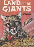Land of the Giants Annual HC (1969-1970 World Distributors) 1970
