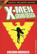 X-Men Grand Design Second Genesis TPB (2018 Marvel) Treasury Edition 1-1ST