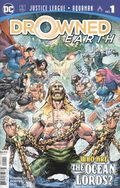 Justice League Aquaman Drowned Earth (2018 DC) 1A