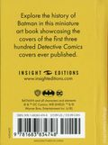 DC Detective Comics: The Complete Covers HC (2018 Insight Editions) 1-1ST