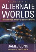 Alternate Worlds The Illustrated History of Science Fiction SC (2018 McFarland) 3rd Edition 1-1ST