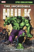 Incredible Hulk The Leader Lives TPB (2018 Marvel) Epic Collection 1-1ST