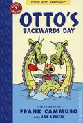 Otto's Backwards Day GN (2018 A Toon Book) 1-1ST