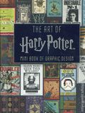 Art of Harry Potter HC (2018 Insight Editions) Mini Book of Graphic Designs 1-1ST