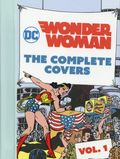 DC Wonder Woman: The Complete Covers HC (2018 Insight Editions) 1-1ST