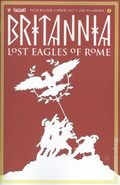 Britannia Lost Eagles of Rome (2018 Valiant) 4A