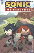 Sonic The Hedgehog (2018 IDW) 10RI