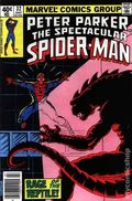 Spectacular Spider-Man (1976 1st Series) Mark Jewelers 32MJ