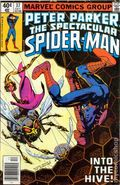 Spectacular Spider-Man (1976 1st Series) Mark Jewelers 37MJ
