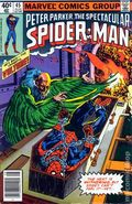 Spectacular Spider-Man (1976 1st Series) Mark Jewelers 45MJ