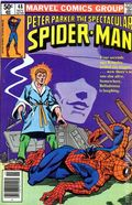 Spectacular Spider-Man (1976 1st Series) Mark Jewelers 48MJ